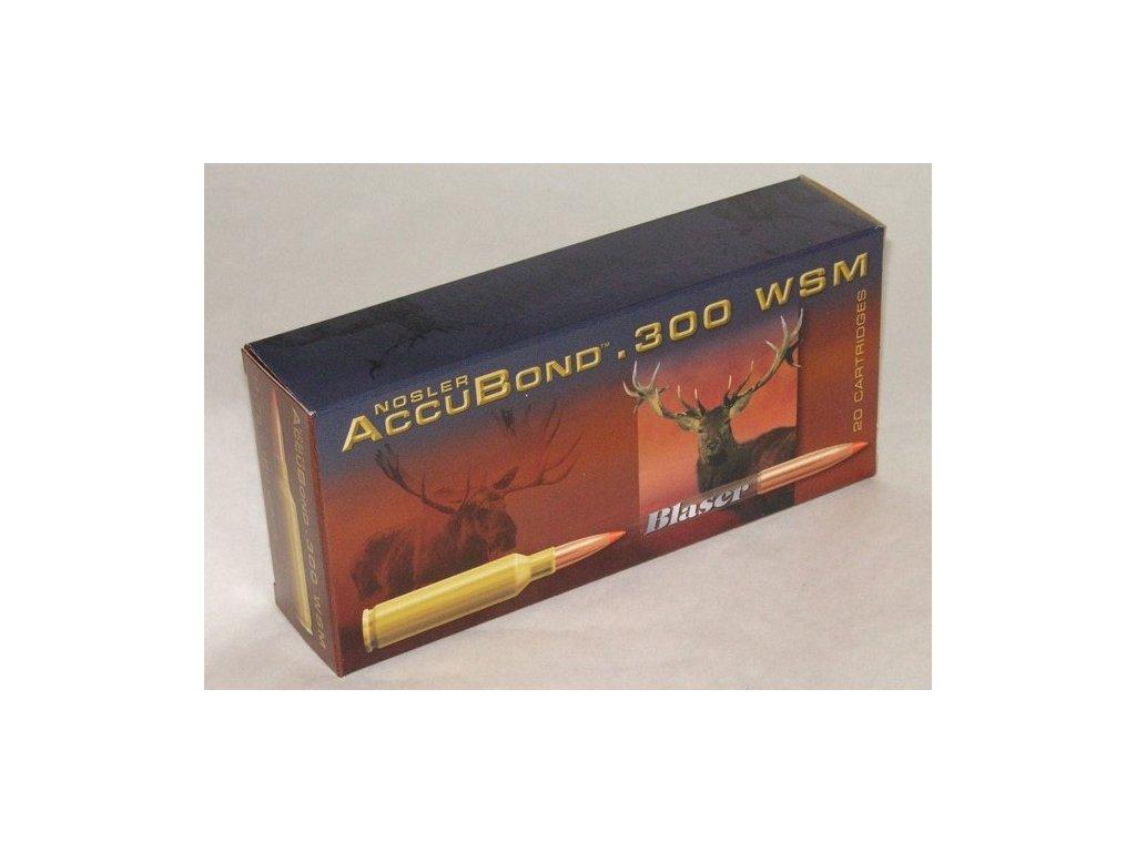 Blaser .300 WSM 11,7g