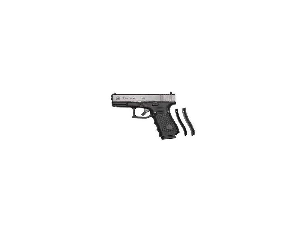 Pistole Glock 19 gen. 4, r. 9mm Luger