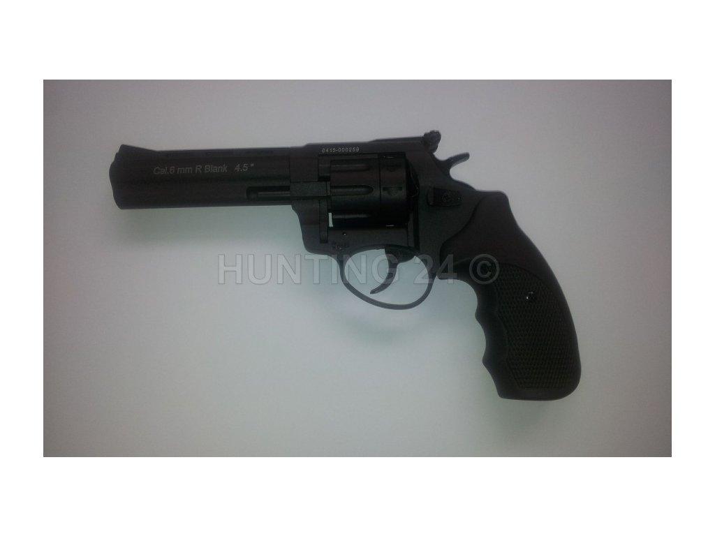 """Flobertkový revolver Zoraki Atak Streamer R1 4,5"""", cal. 6mm, černá"""