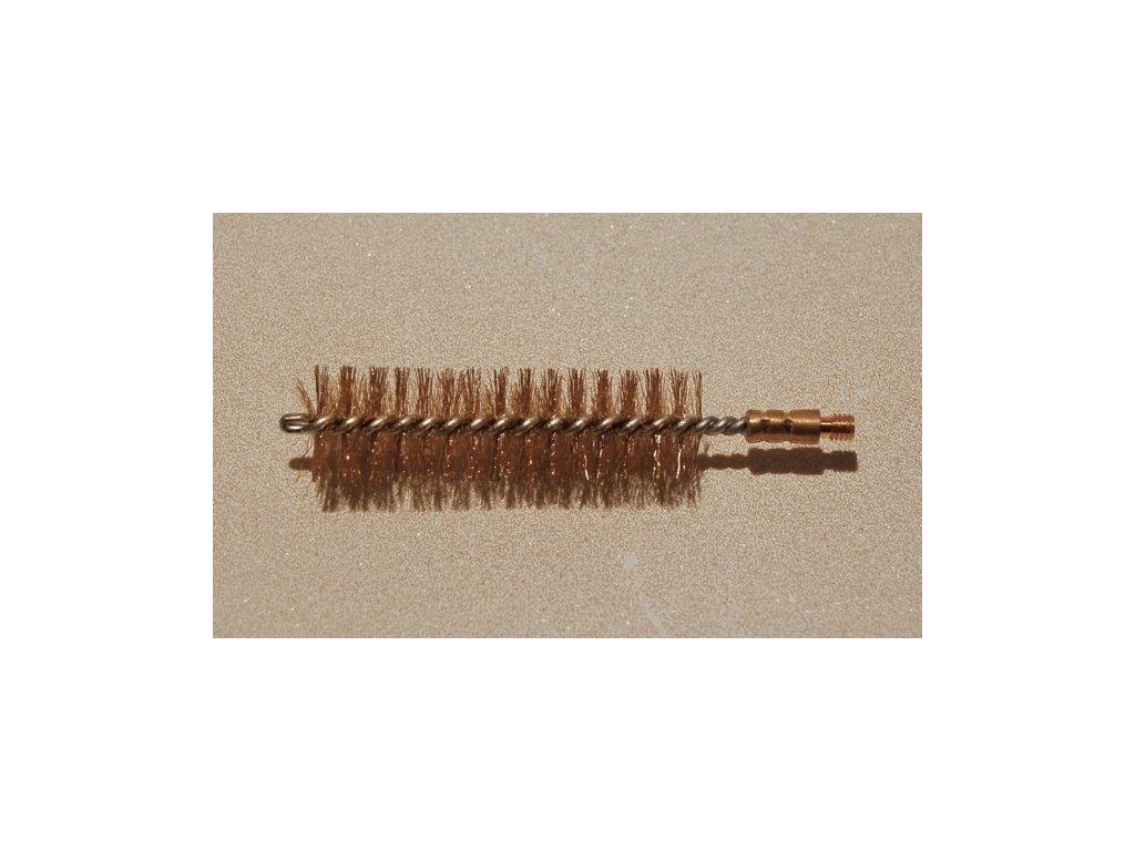 Kartáč brokovnice mosaz / bronz r. 20