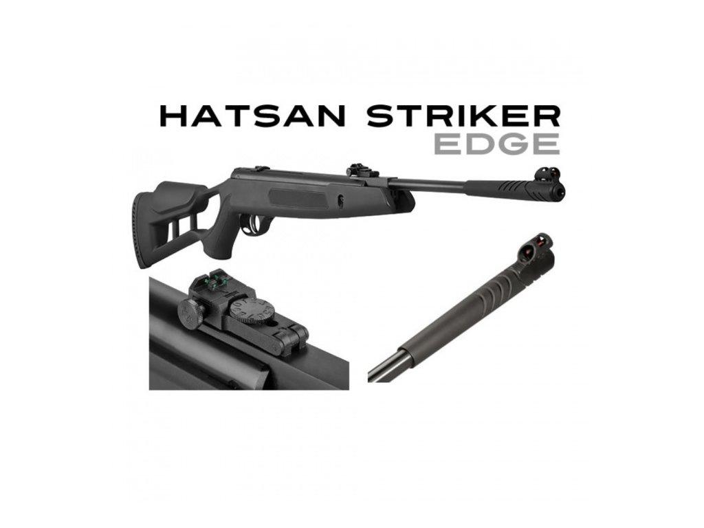 Vzduchovka Hatsan Striker Edge ráže 4,5 mm