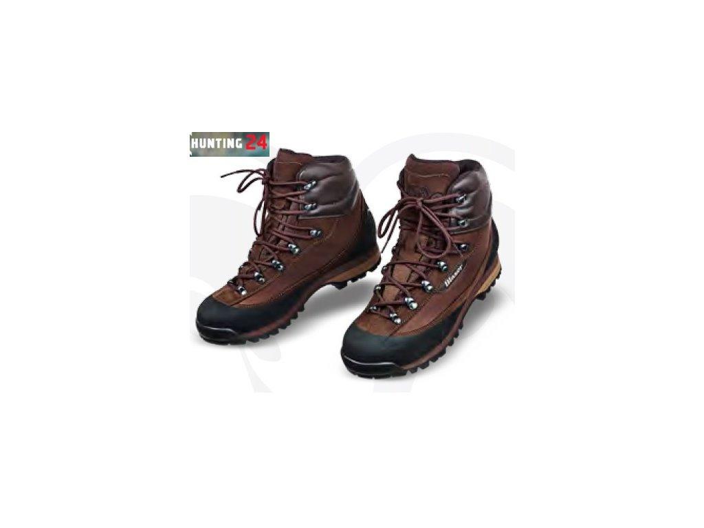 Celoroční kožené boty Blaser