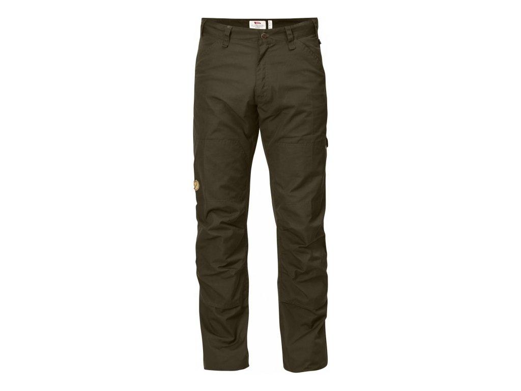 Fjällräven kalhoty Barents Pro Jeans vel. 52 - Dark Olive