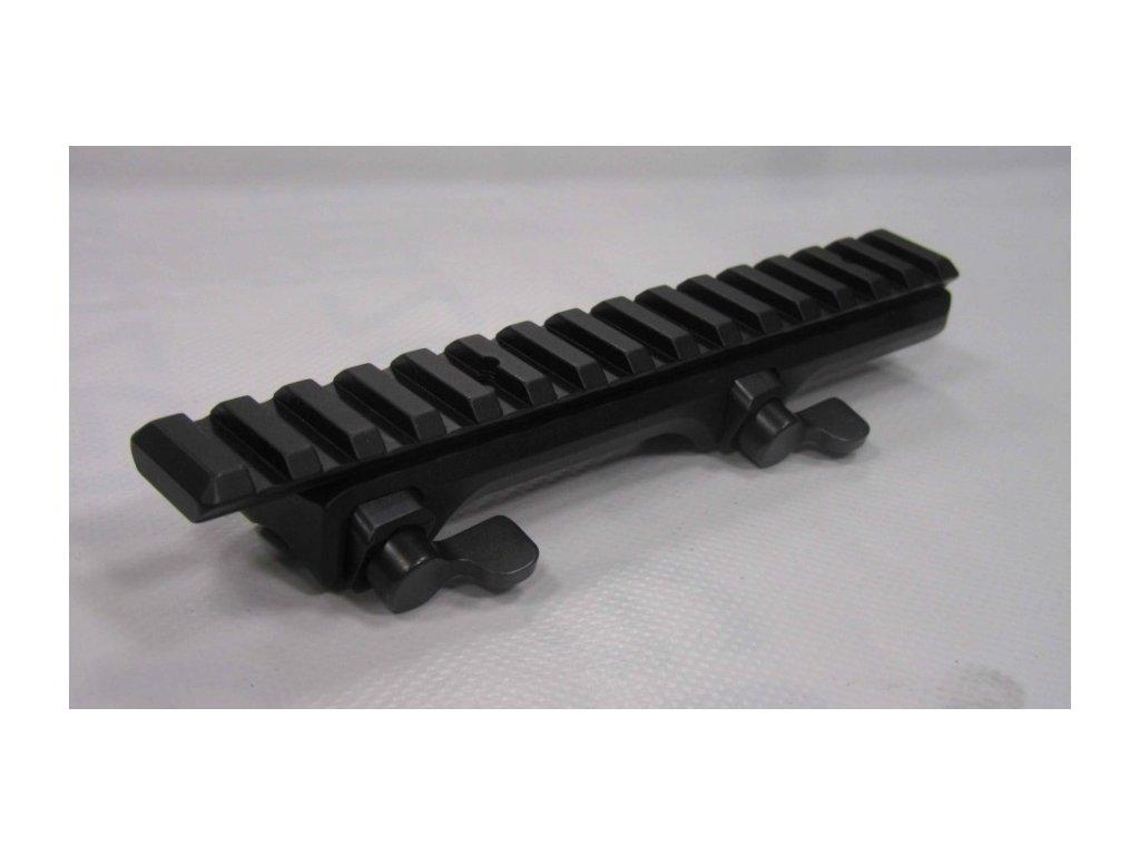 MAK montáž Blaser Weaver 120 mm