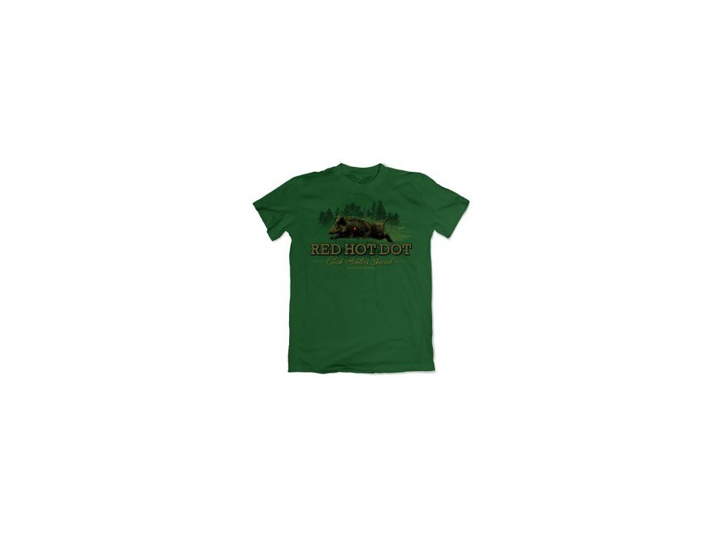 BB Myslivecké tričko-kanec 2
