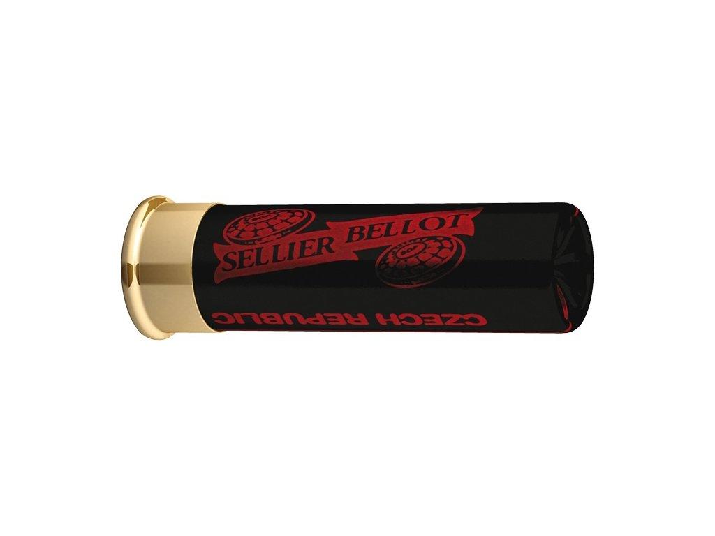 20/70/5,1 mm SB Red and Black - červeno-černý (papír) 27 g