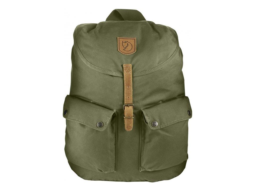 Fjällräven batoh Greenland Backpack Large Green