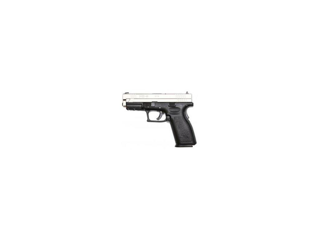 Pistole HS-9 SS 9x19 4''