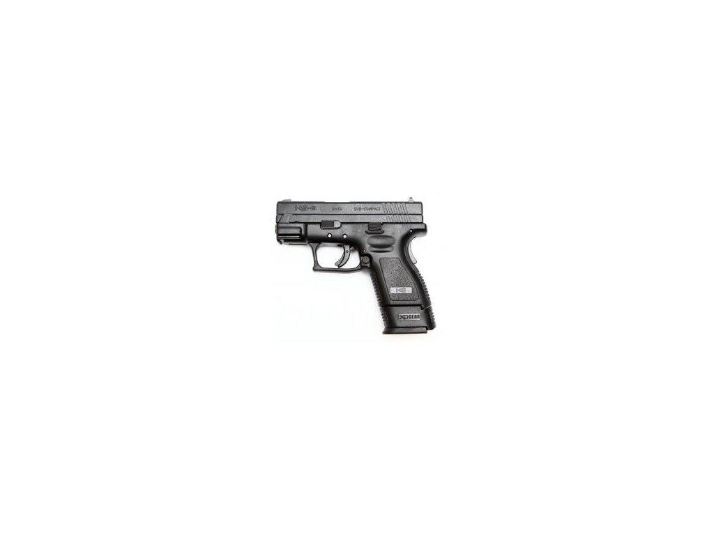 """Pistole HS-9 SUB COMPACT 3"""" 9mm luger"""