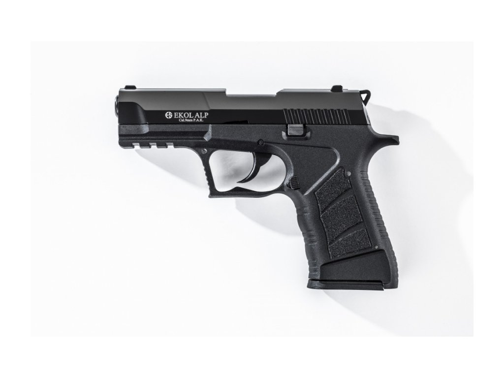 EKOL ALP black 9mm P.A. Knall