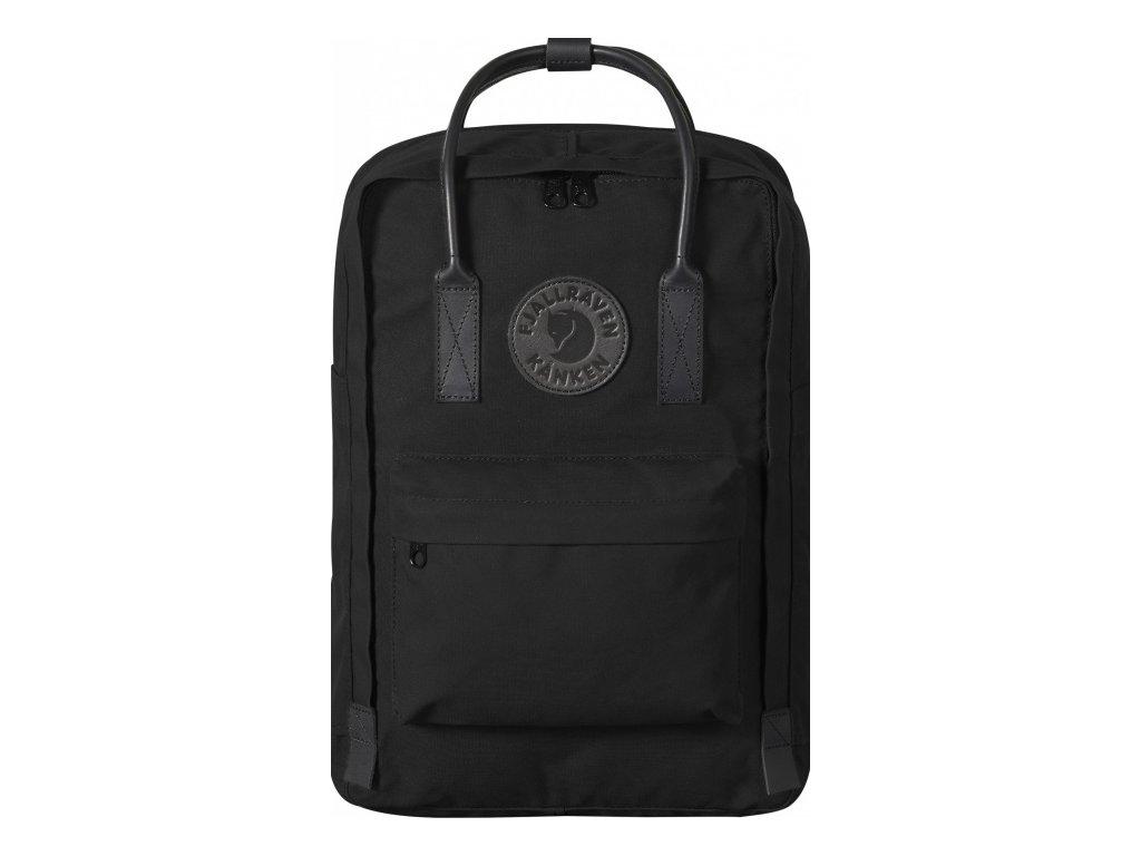 Batoh Fjällräven Kanken No. 2 Laptop 15 Black