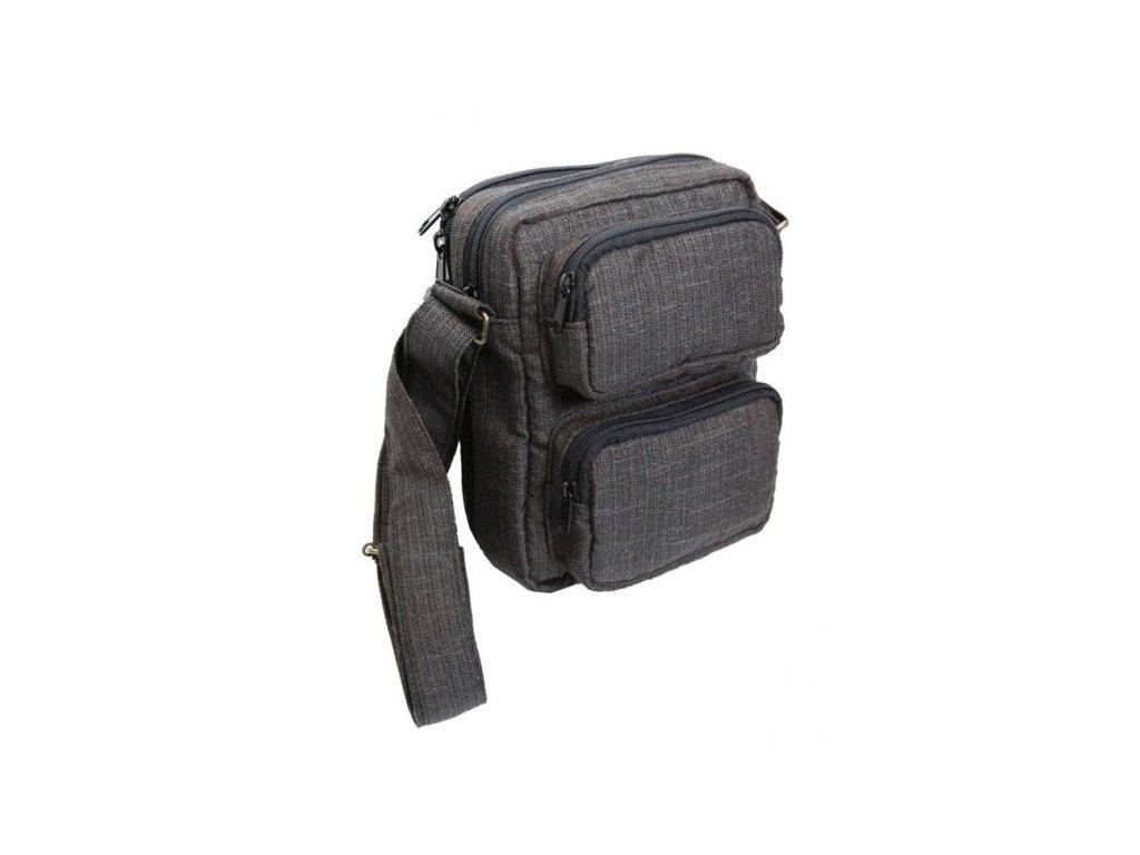Outdoorová taška pro skryté nošení zbraně