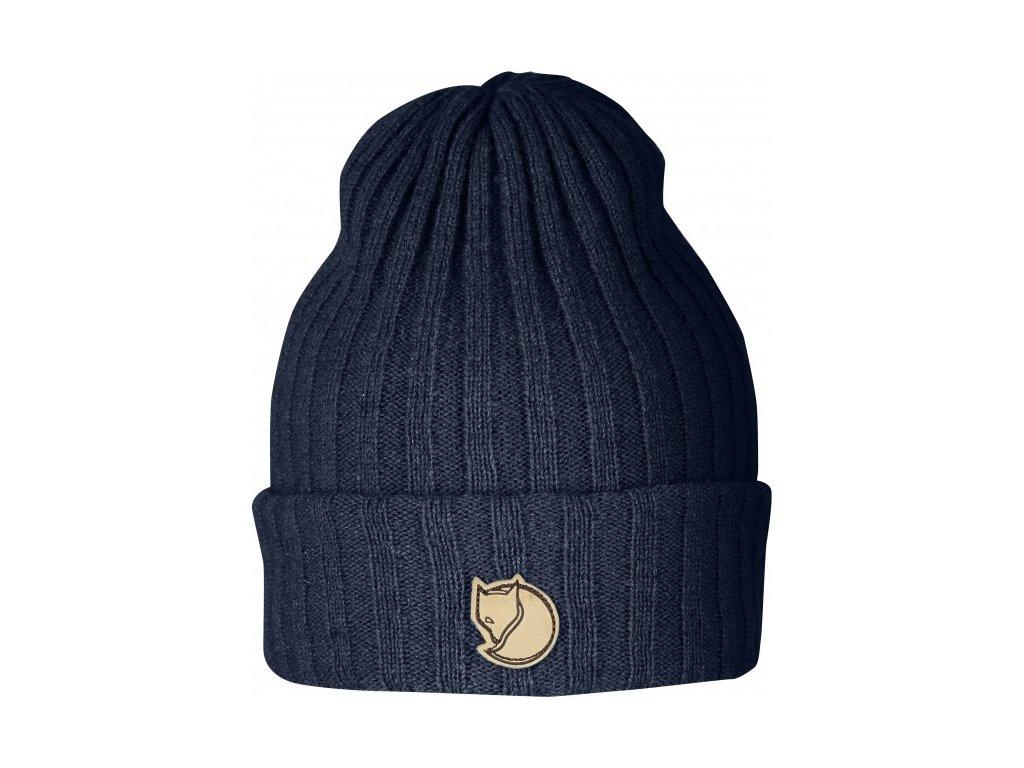 Čepice Fjällräven Byron Hat - Dark Navy