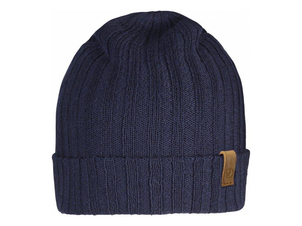 Čepice Fjällräven Byron Hat Thin - Dark Navy