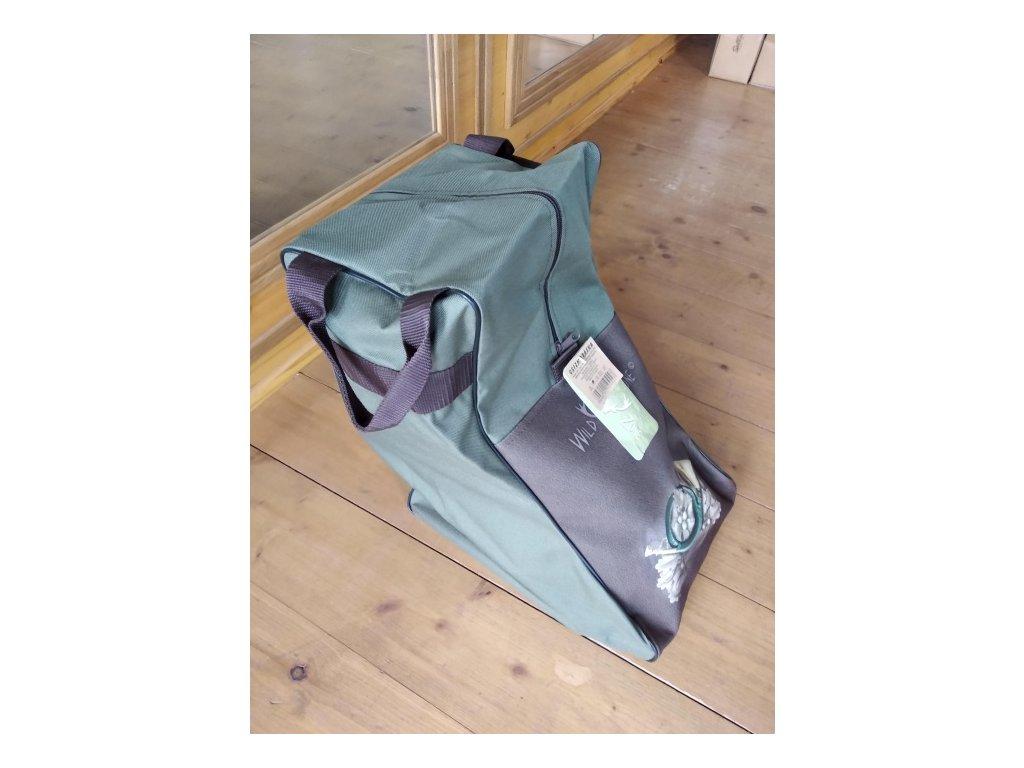 WildZone taška na obuv s loveckým motivem 24x34x45 cm