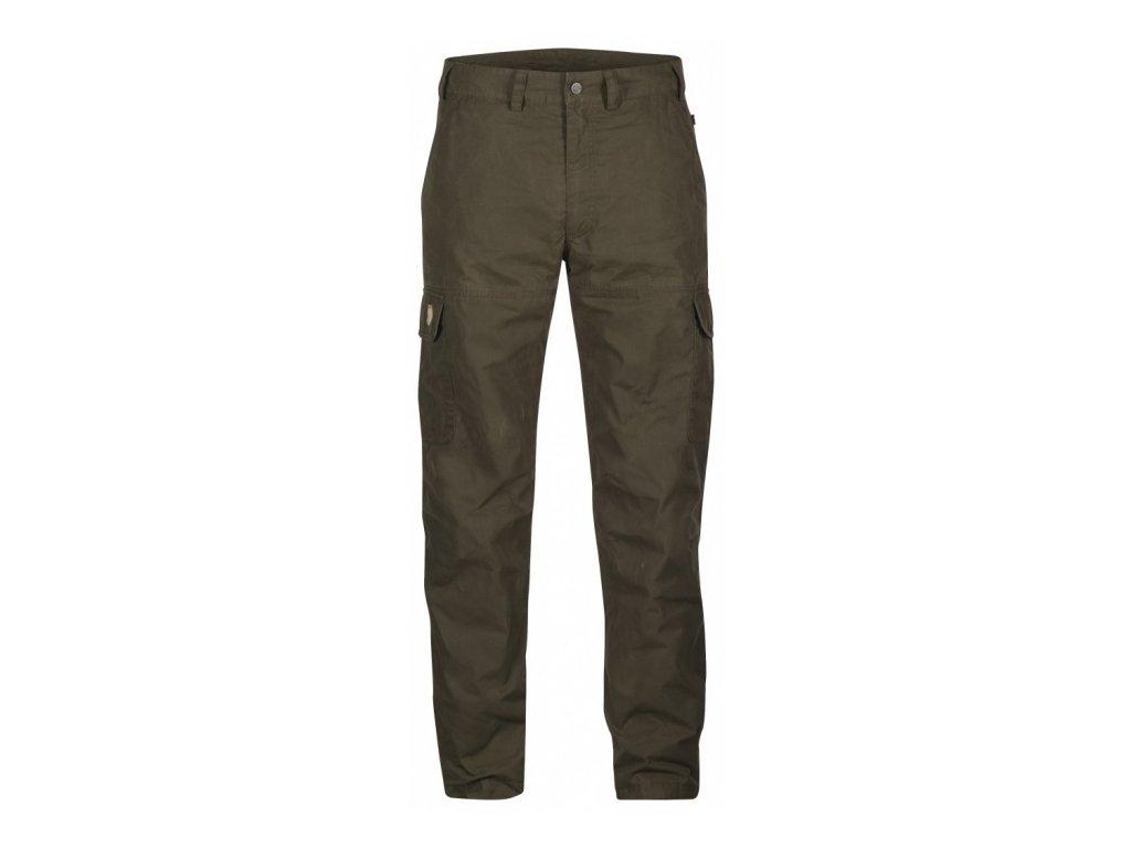 Kalhoty Brenner Trousers Fjällräven