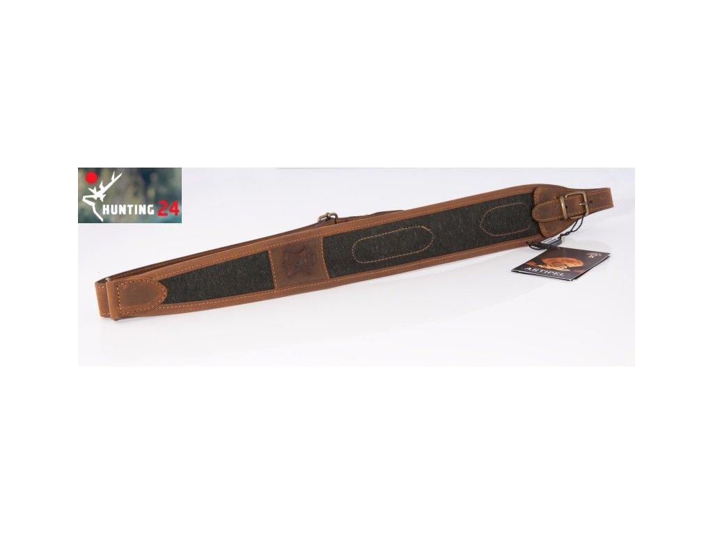 ŘEMEN NA ZBRAŇ S LODENEM 115 cm - ARTIPEL BRL07/2