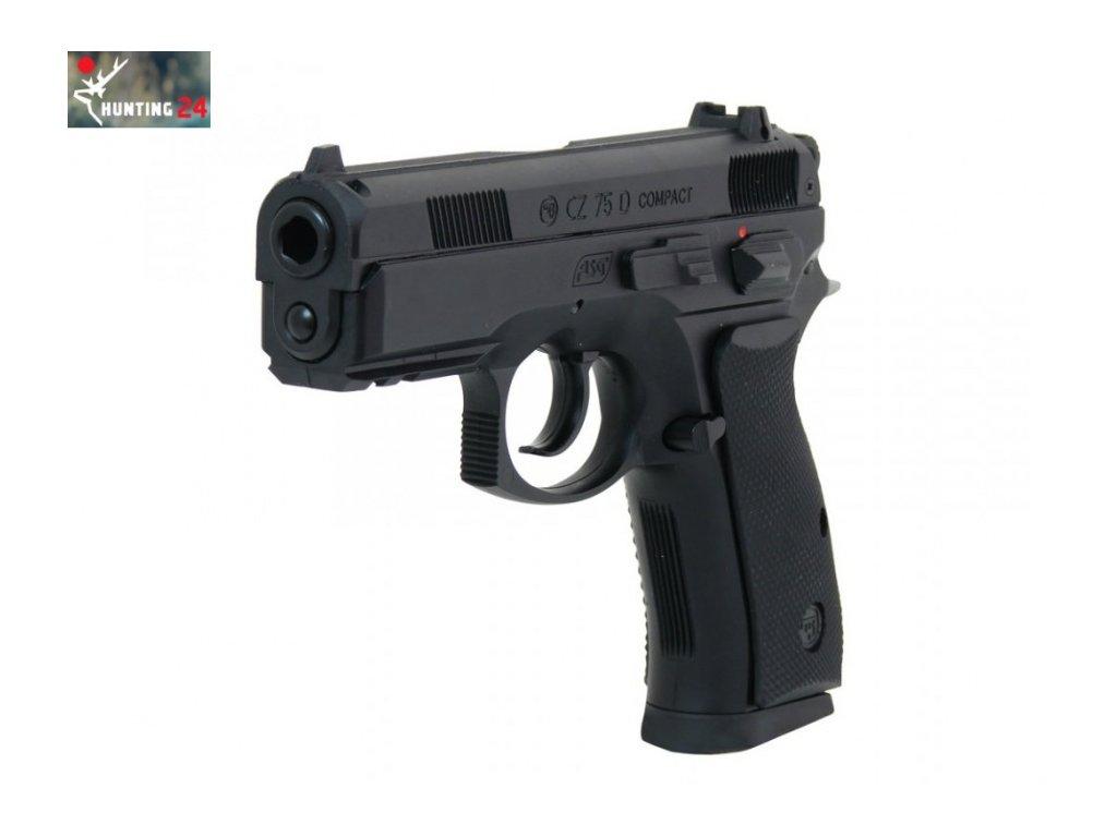 pistole ASG CZ 75D Compact CO2 6mm