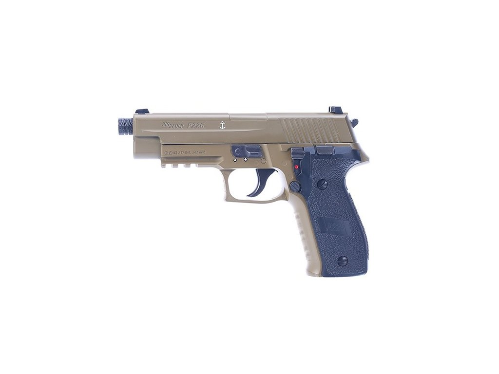 Sig Sauer P226 FDE Sand 4,5mm