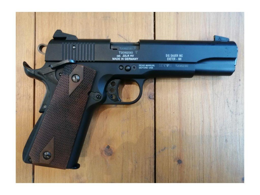 Pistole Sig Sauer 1911 .22LR