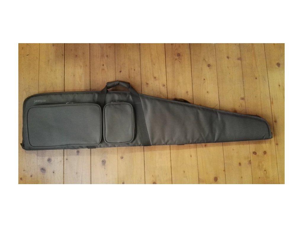 Pouzdro na loveckou zbraň délky 116 cm. zelené