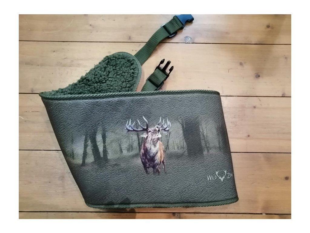 Ledvinový pás Wildzone - Jelen