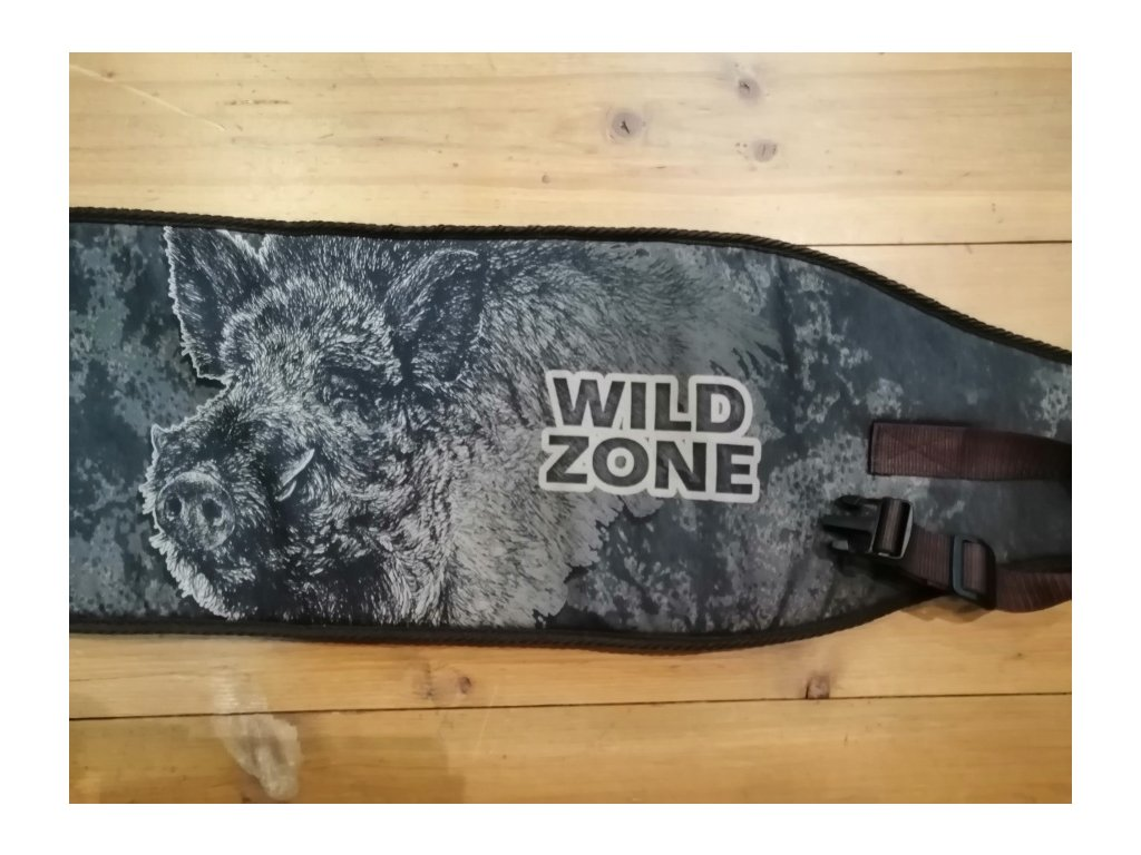 Ledvinový pás Wildzone - divočák + logo