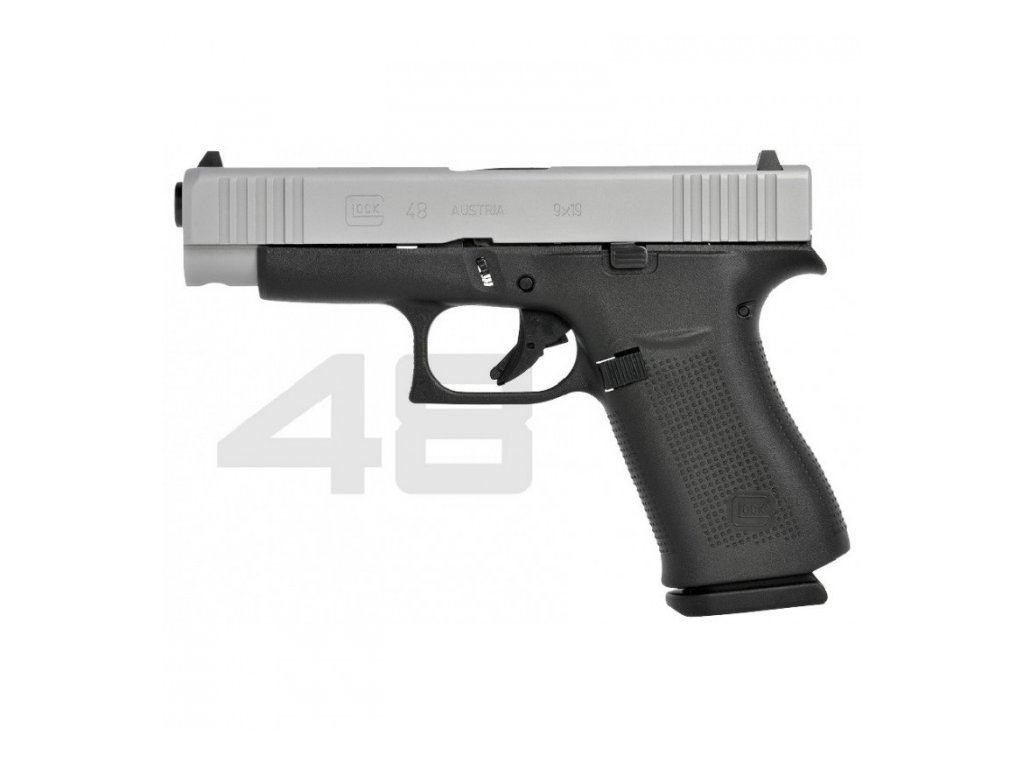 Pistole Glock 48 cal. 9mm luger