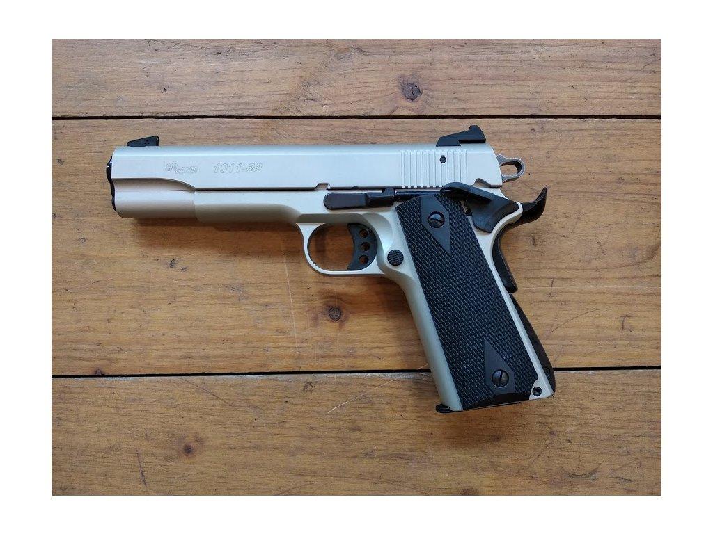 Pistole Sig Sauer 1911 .22LR silver