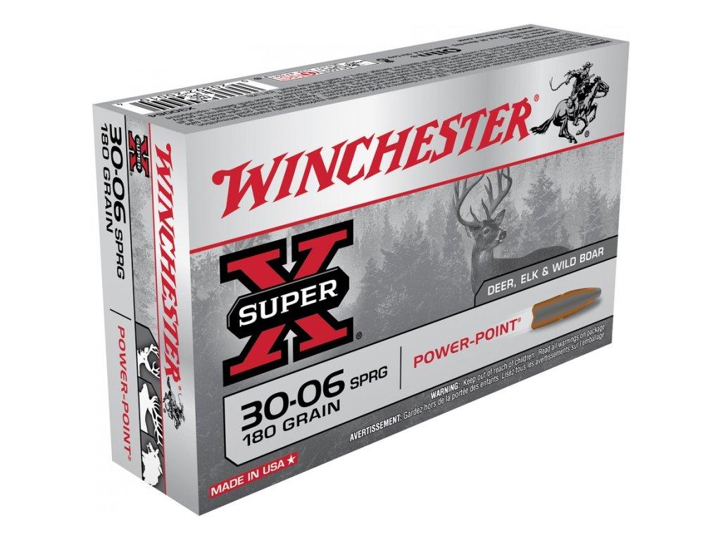 Winchester 30-06 Power Point 11,7g/180gr