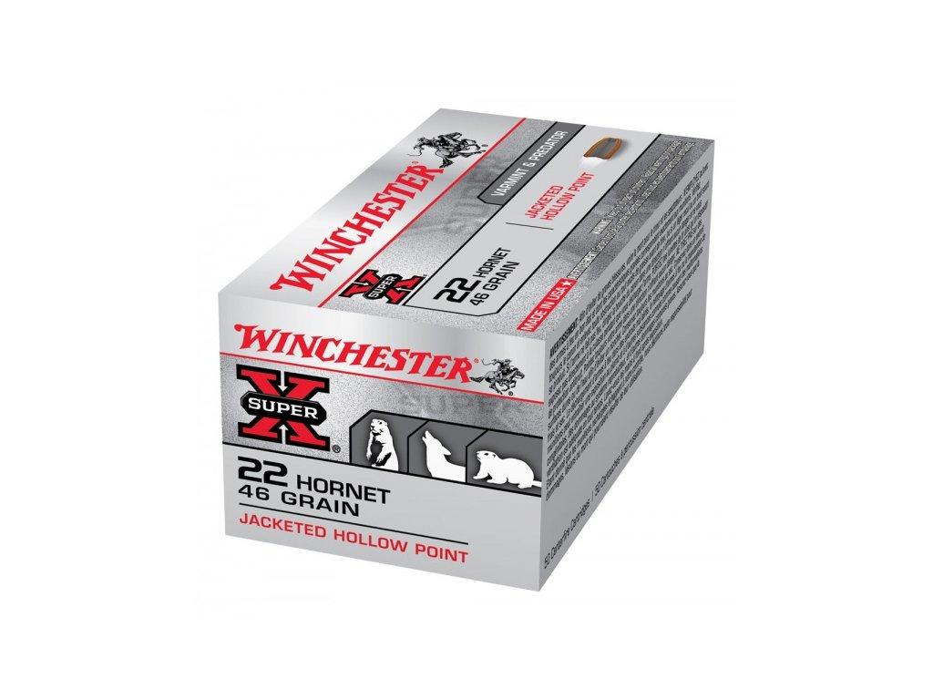 Winchester 22 Hornet Hollow Point 2,98g