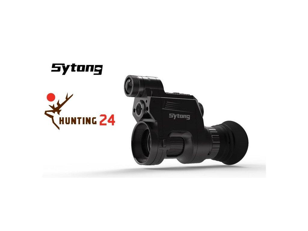 Digitální zasádka Sytong HT66