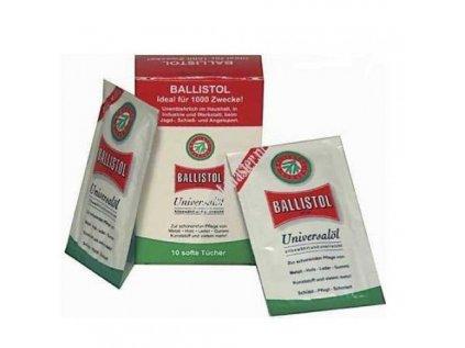 BALLISTOL - univerzální olejová utěrka - 1ks