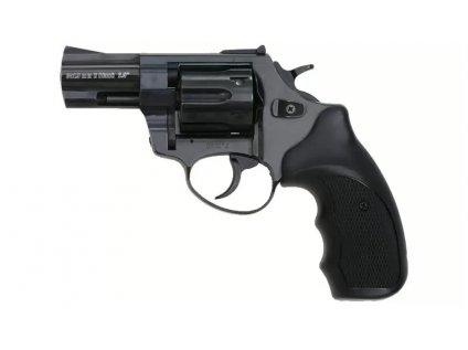 """Plynový revolver EKOL Viper 2,5"""" Černý"""