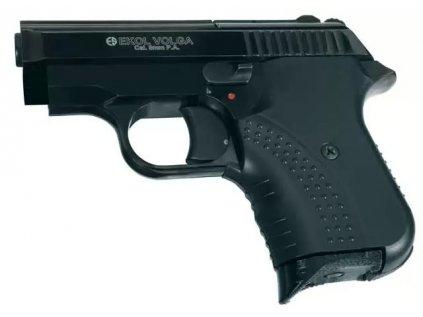 Plynová pistole EKOL Volga/Agent Černá