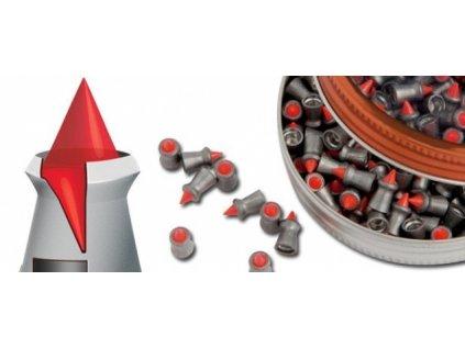 Diabolky Gamo Red Fire 125ks ráže 4,5mm