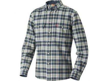 Košile Duck Shirt Fjällräven - Navy