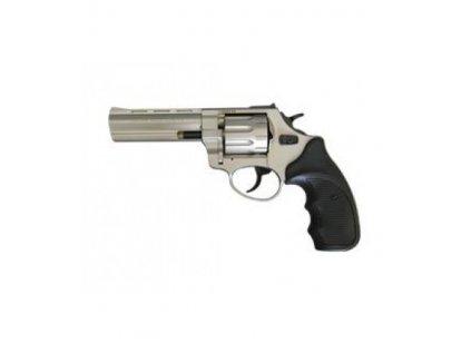 """Flobertkový revoler Zoraki R1 4,5"""", cal.4mm, matný chrom"""