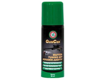 GunCer - olej na zbraně ve spreji keramický - 50 ml