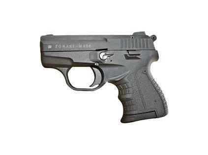 Plynová pistole Zoraki 906 Black/černá