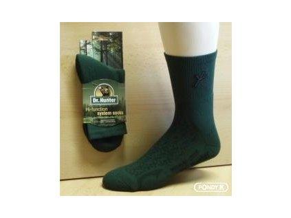 Ponožky Dr. Hunter Herbst Leicht