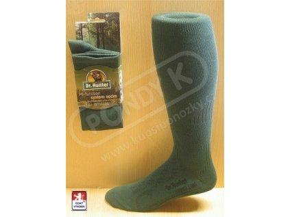 Ponožky Dr. Hunter Sommer Lange 37-49