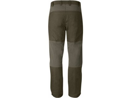 Kalhoty Drev Trousers Fjallraven vel. 50 - dark olive