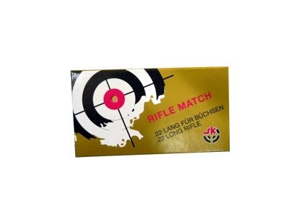 Lapua 22 LR Rifle Match