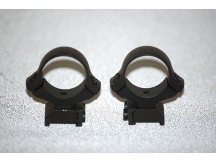 Násuvná dvoudílná montáž na CZ550 / ZKK