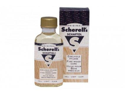 Pažbový olej - SCHAFTOL - světlý