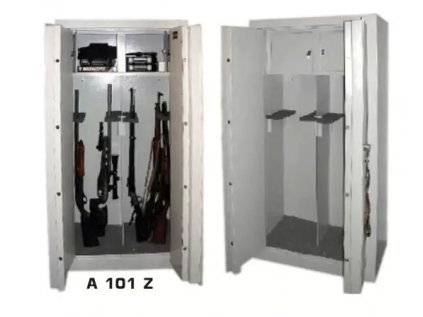 Trezor A 101 Z na dvacet zbraní