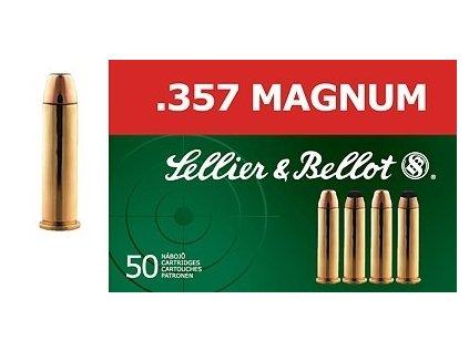357 Magnum Sellier & Bellot SP 10,25 g
