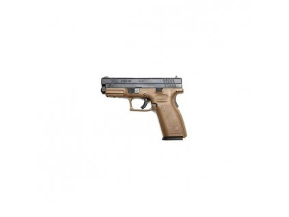 Pistole HS-9 Standard 4´´ BROWN