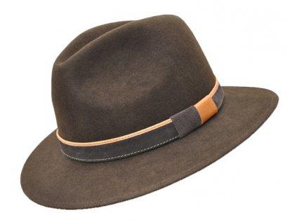 Myslivecký klobouk EDMOND Werra, velikost 60